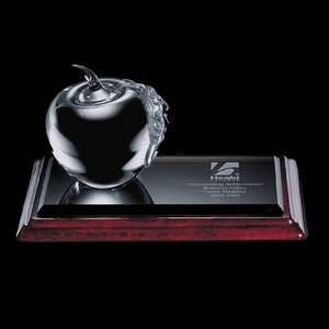 Albion Award - Apple with Clear Leaf