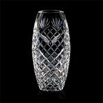Sanders Vase - Crystal 9.75