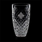 Taunton Vase - Crystal 9 in.