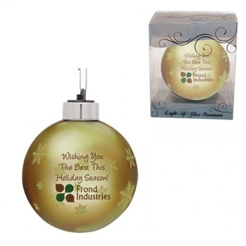 Christmas ball ornaments custom