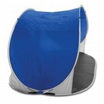 Manta Sun Shelter, (Blue with Grey Trim)