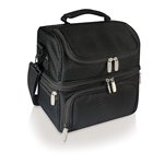 Pranzo Lunch Tote, (Black)