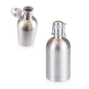 Stainless Steel 64-oz. Growler