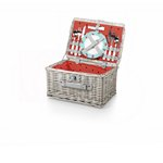 Catalina Picnic Basket, (Watermelon Collection)