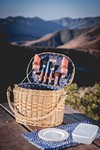Romance Picnic Basket, (Adeline Collection)