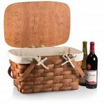 Prairie Basket with Canvas Liner