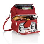 Pranzo Lunch Tote, (Red)