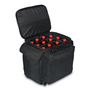 Bodega Wine Tote & Cooler, (Black)
