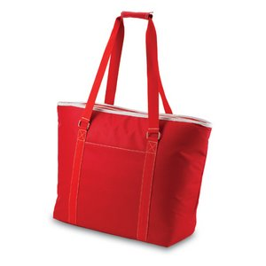 Tahoe Fully Insulated Food And Beverage Tote - Red