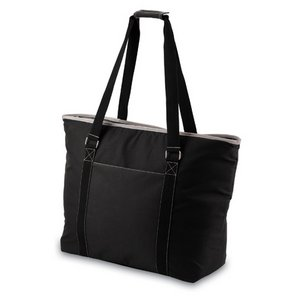 Tahoe Fully Insulated Food And Beverage Tote - Black