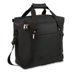Montero Insulated Cooler Tote Bag - Black