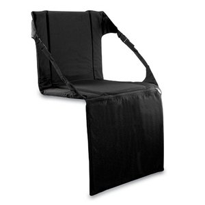 Stadium Seat Padded - Black