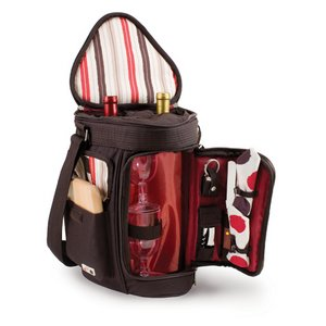 Meritage Wine & Cheese Tote, (Moka Collection)
