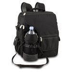 Turismo Cooler Backpack, (Black) Picnic Backpack