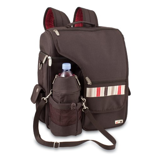 Turismo Cooler Backpack, (Moka Collection) Picnic Backpack