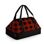 Potluck - Black/Red Buffalo Plaid