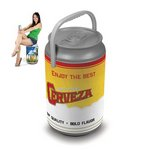 Mega Can Cooler and Seat Combo - Cerveza