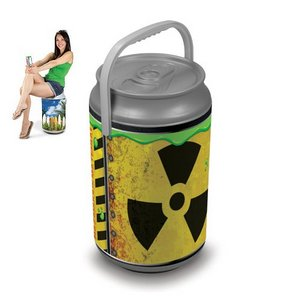 Mega Can Cooler and Seat Combo - Toxic