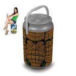 Mega Can Cooler- Tiki Statue