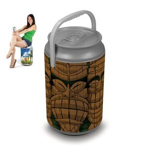 Mega Can Cooler, (Tiki Statue Design)