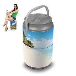 Mega Can Cooler, (Beach Scene Design)