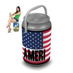 Mega Can Cooler and Seat Combo - Ameri Can