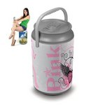 Mega Can Cooler and Seat Combo - Pink Power