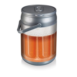 Can Cooler, (Beer Glass Design)