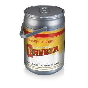 Can Cooler, (Beer Cerveza Design)