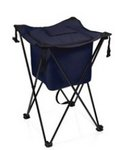 Sidekick Portable Standing Beverage Cooler, (Navy)