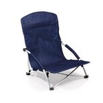 Tranquility Beach Chair, (Navy)