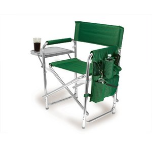 Folding Outdoor Sports Chair - Green