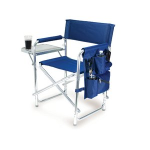 Folding Outdoor Sports Chair - Navy