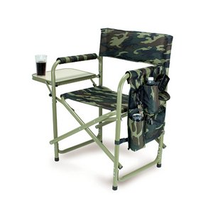 Sports Chair, (Camouflage)