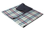 Fleece Blanket Tote with Water Resistant Backing- Carnaby St