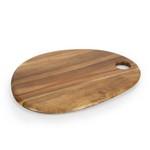 Pebble Shaped Acacia Serving Board 18 x 15