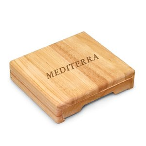 Festiva-Cheese Board W/Tools Square