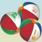Beach Ball Jr - Multi-Color Mini Beach Ball