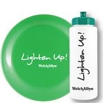 Outdoor Fun Custom Water Bottle and Flying Disc Kit