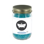 Exhale Bath Salts 12 oz Mason Jar
