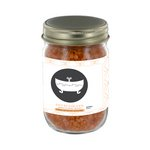 Invigorate Bath Salts 12 oz Mason Jar