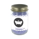 Tranquility Bath Salts 12 oz Mason Jar