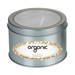 Karma Candle Large Window Tin