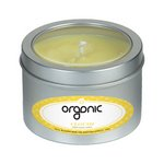 Cloud 9 Essential Oil Infused Soy Wax Candle Medium Window Tin