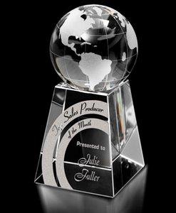 Latitude & Longitude award