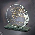SCULPTED STAR Award
