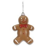 Gingerbread Man Custom Christmas Ornaments