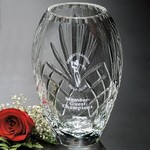 Durham Barrel Vase 7 in.