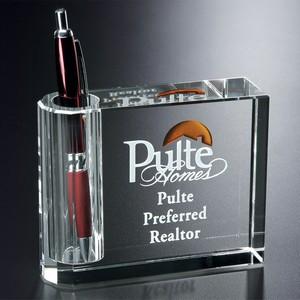 Pen Holder/Bud Vase 4-1/4 in.