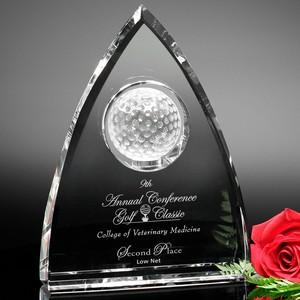 Coronado Golf Award 8in